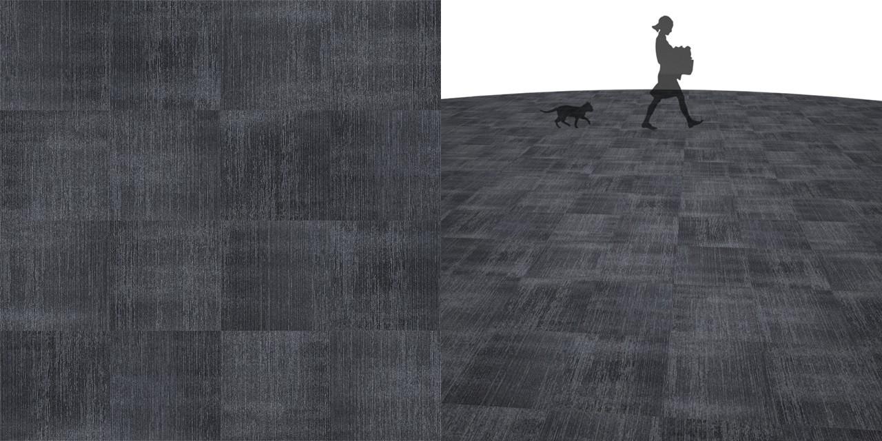 タイルカーペットのシームレステクスチャー丨床材 流し張り丨無料 商用可能 フリー素材 フリーデータ丨サンゲツ NT793