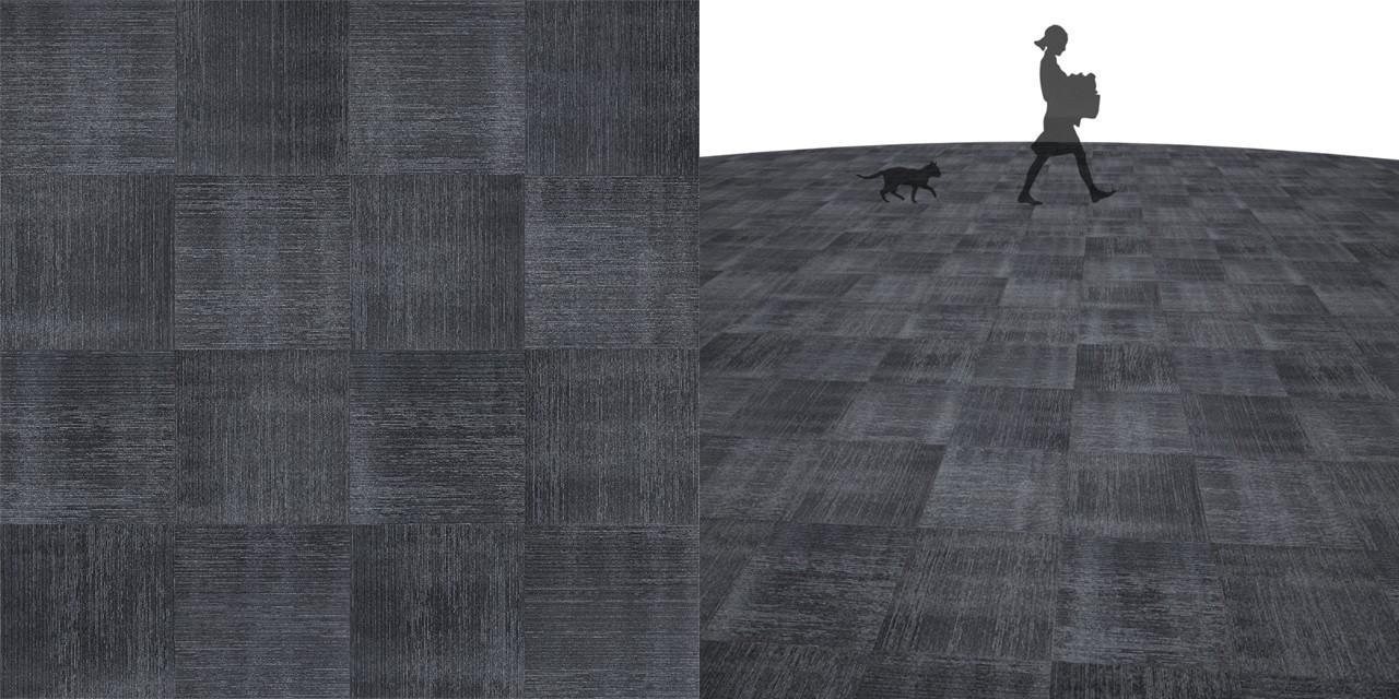 タイルカーペットのシームレステクスチャー丨床材 市松張り丨無料 商用可能 フリー素材 フリーデータ丨サンゲツ NT793