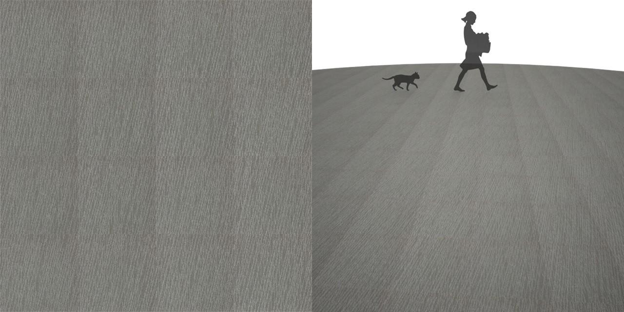 タイルカーペットのシームレステクスチャー丨床材 流し張り丨無料 商用可能 フリー素材 フリーデータ丨サンゲツ NT811