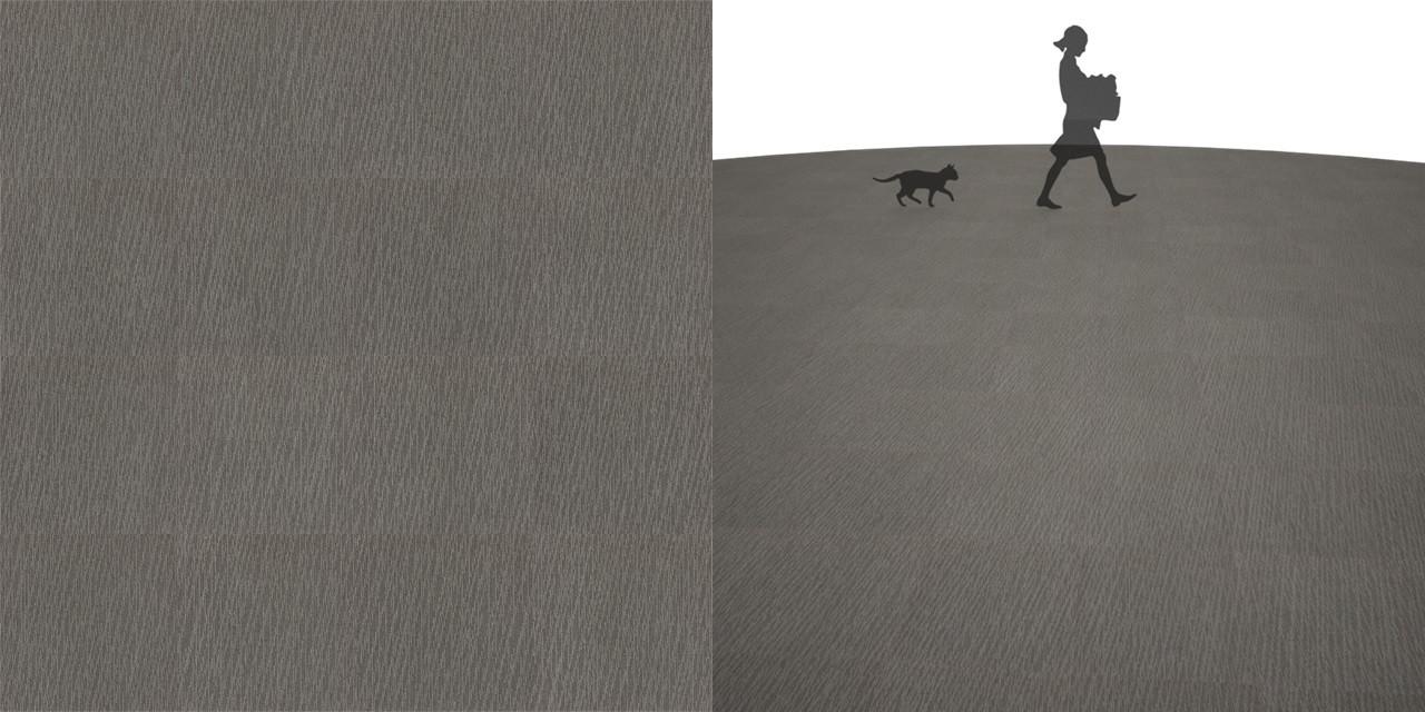 タイルカーペットのシームレステクスチャー丨床材 流し張り丨無料 商用可能 フリー素材 フリーデータ丨サンゲツ NT812