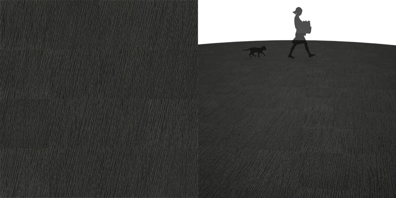 タイルカーペットのシームレステクスチャー丨床材 流し張り丨無料 商用可能 フリー素材 フリーデータ丨サンゲツ NT813