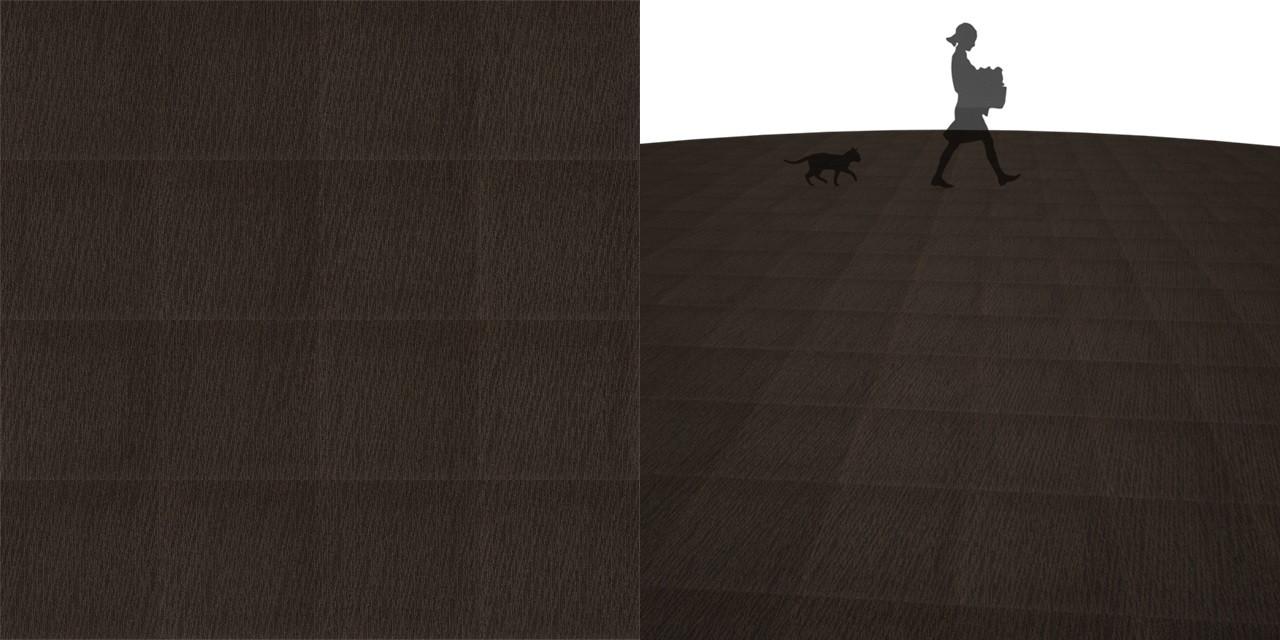 タイルカーペットのシームレステクスチャー丨床材 流し張り丨無料 商用可能 フリー素材 フリーデータ丨サンゲツ NT815