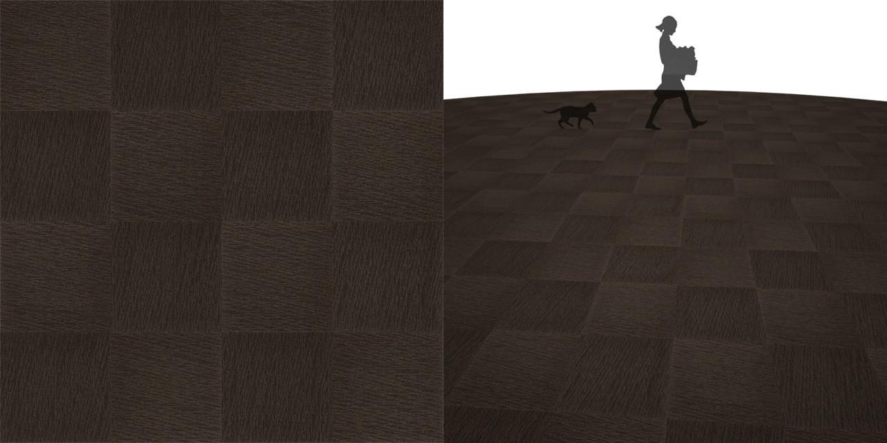 タイルカーペットのシームレステクスチャー丨床材 市松張り丨無料 商用可能 フリー素材 フリーデータ丨サンゲツ NT815