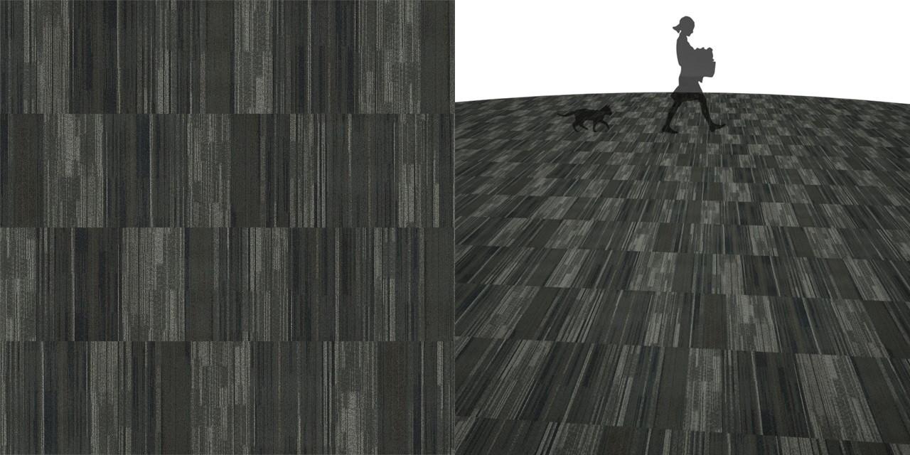 タイルカーペットのシームレステクスチャー丨床材 流し張り丨無料 商用可能 フリー素材 フリーデータ丨サンゲツ NT853