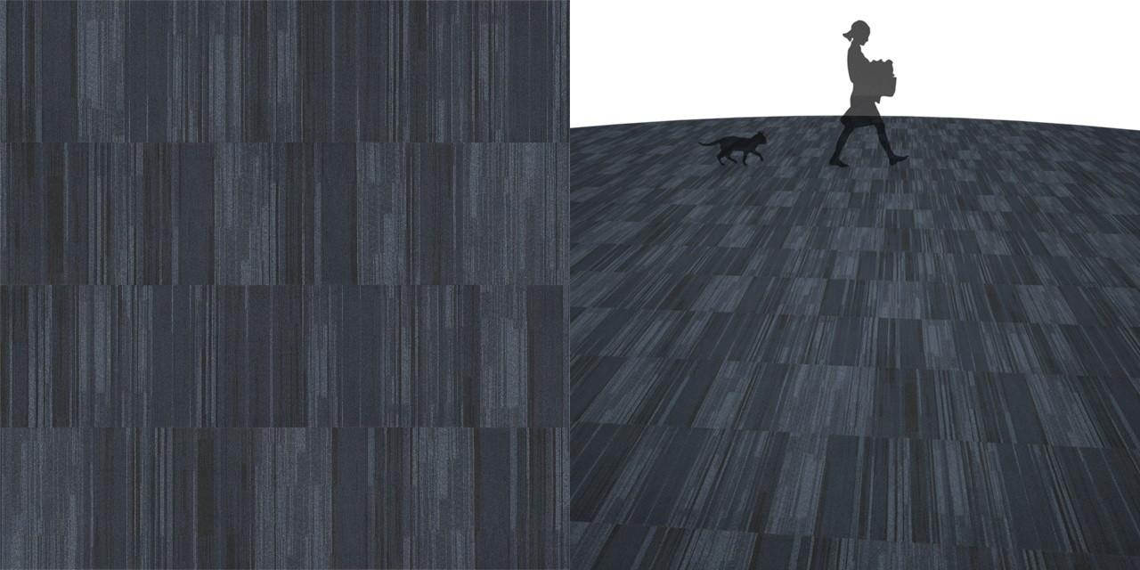 タイルカーペットのシームレステクスチャー丨床材 流し張り丨無料 商用可能 フリー素材 フリーデータ丨サンゲツ NT854