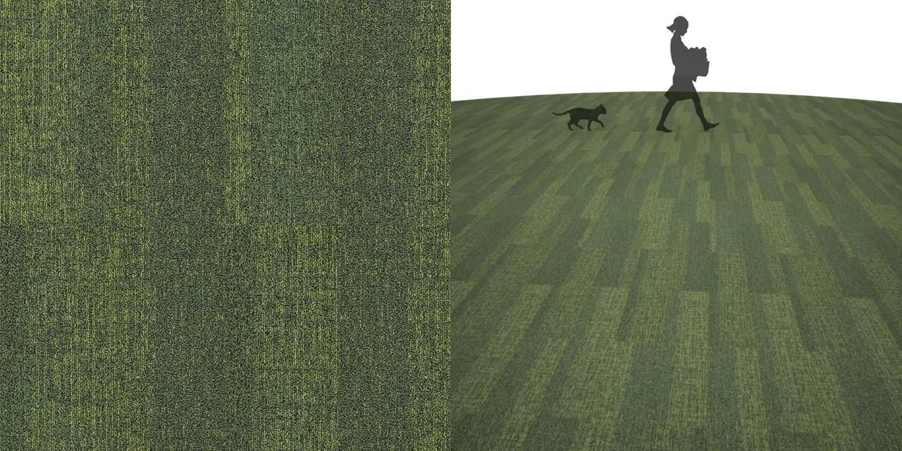 タイルカーペットのシームレステクスチャー丨床材 りゃんこ張り丨無料 商用可能 フリー素材 フリーデータ丨サンゲツ NT8003