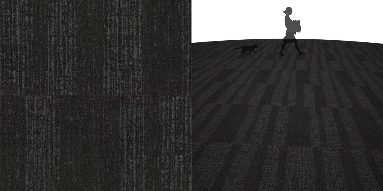 タイルカーペットのシームレステクスチャー丨床材 すだれ張り丨無料 商用可能 フリー素材 フリーデータ丨サンゲツ NT8003