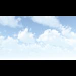 【CG】雲の広がる空【背景画像】 sky_0024