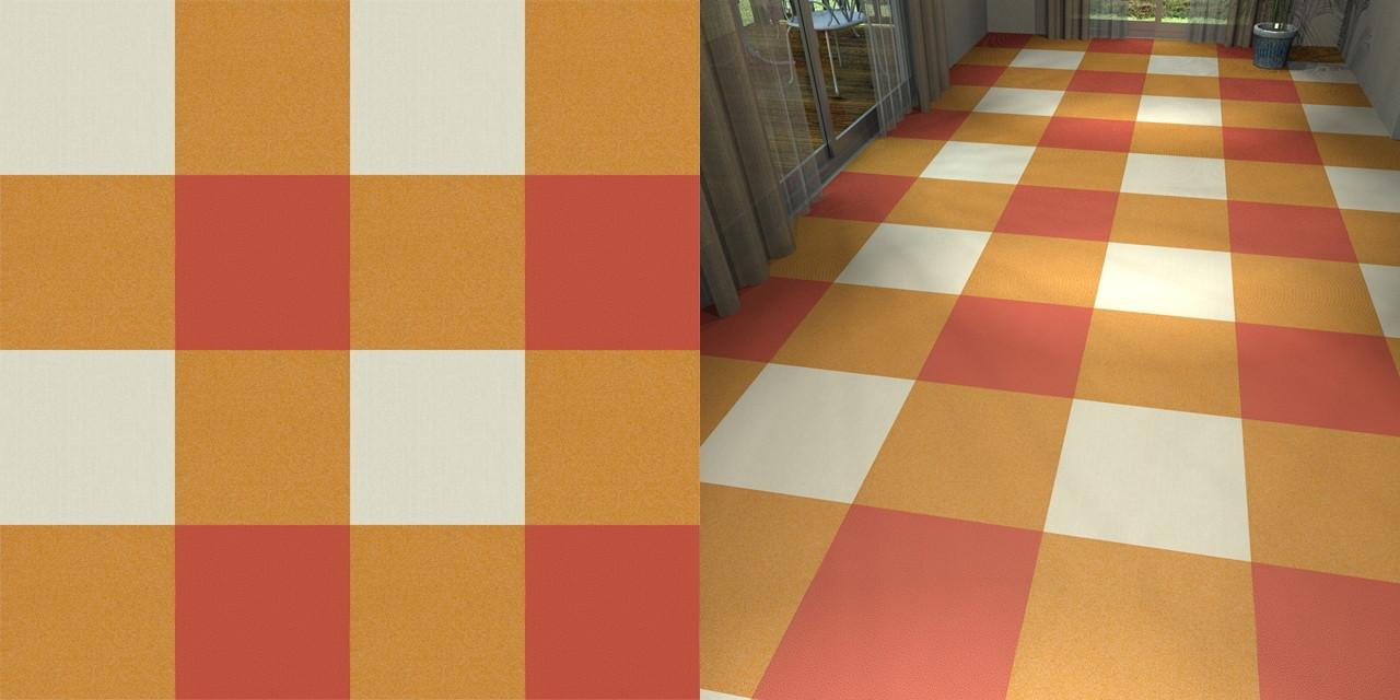 タイルカーペットのシームレステクスチャー丨床材 市松張り ギンガムチェック丨無料 商用可能 フリー素材 フリーデータ丨サンゲツ NT367 NT357 NT736丨【無料・商用可】2D・3D CADデータ フリーダウンロードサイト