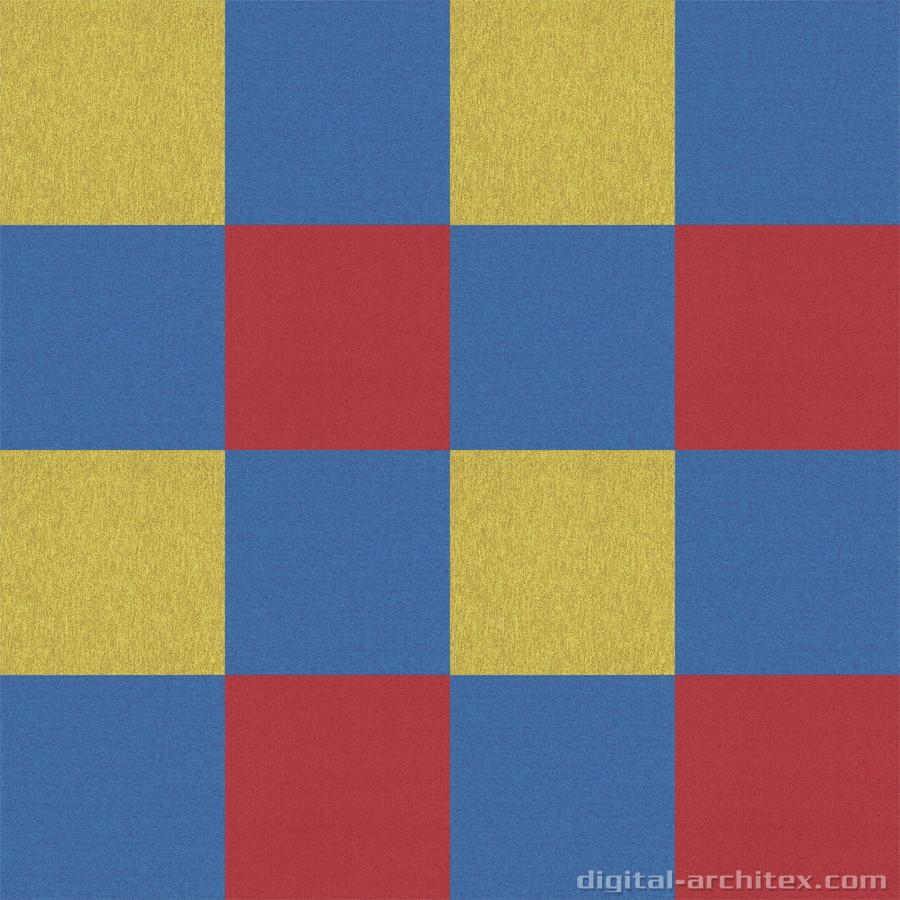 タイルカーペットのシームレステクスチャー丨床材 市松張り チェック柄丨無料 商用可能 フリー素材 フリーデータ丨サンゲツ NT735 NT2583 NT741丨【無料・商用可】2D・3D CADデータ フリーダウンロードサイト