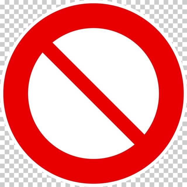 302 車両通行止め の規制標識│禁止 マーク 道路標識 切り抜き画像 イラスト フリー データ ダウンロード無料 商用可能 フリー素材 ダウンロード Free download 2D illustration JPEG png traffic signs│digital-architex.com デジタルアーキテクス