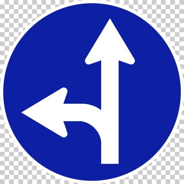 指定方向外進行禁止の 規制標識│ 矢印マーク 道路標識 切り抜き画像 イラスト フリー データ ダウンロード無料 商用可能 フリー素材 ダウンロード Free download 2D illustration JPEG png traffic signs│digital-architex.com