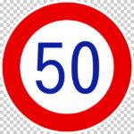 【交通標識】最高速度の 規制標識【イラスト】ill-tsi_323