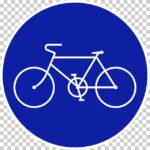 【交通標識】自転車専用の 規制標識【イラスト】ill-tsi_325-2