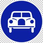 【交通標識】自動車専用の 規制標識【イラスト】ill-tsi_325