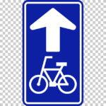 【交通標識】自転車一方通行の 規制標識【イラスト】ill-tsi_326-2-B