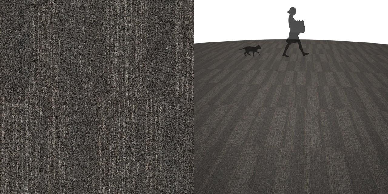 タイルカーペットのシームレステクスチャー丨床材 すだれ張り丨無料 商用可能 フリー素材 フリーデータ丨サンゲツ NT8002