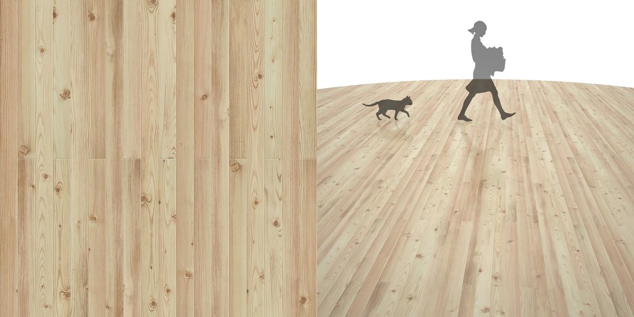 りゃんこ張りの木質フローリングのシームレステクスチャー │ フリー データ 無料 商用可能 フリー素材 ダウンロード Free download 2D seamless texture JPEG ずらし貼り│digital-architex.com