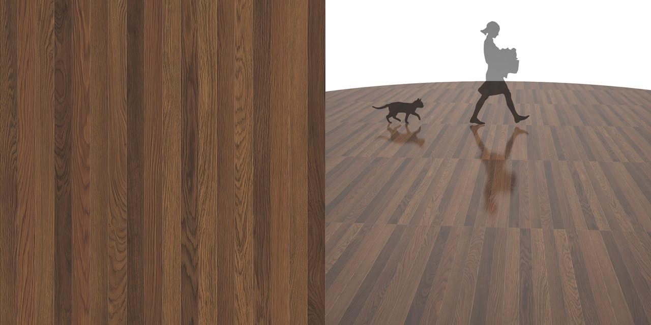 すだれ張りの木質フローリングのシームレステクスチャー │ フリー データ 無料 商用可能 フリー素材 ダウンロード Free download 2D seamless texture JPEG│digital-architex.com