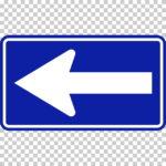 【交通標識】一方通行の 規制標識【イラスト】ill-tsi_326-A