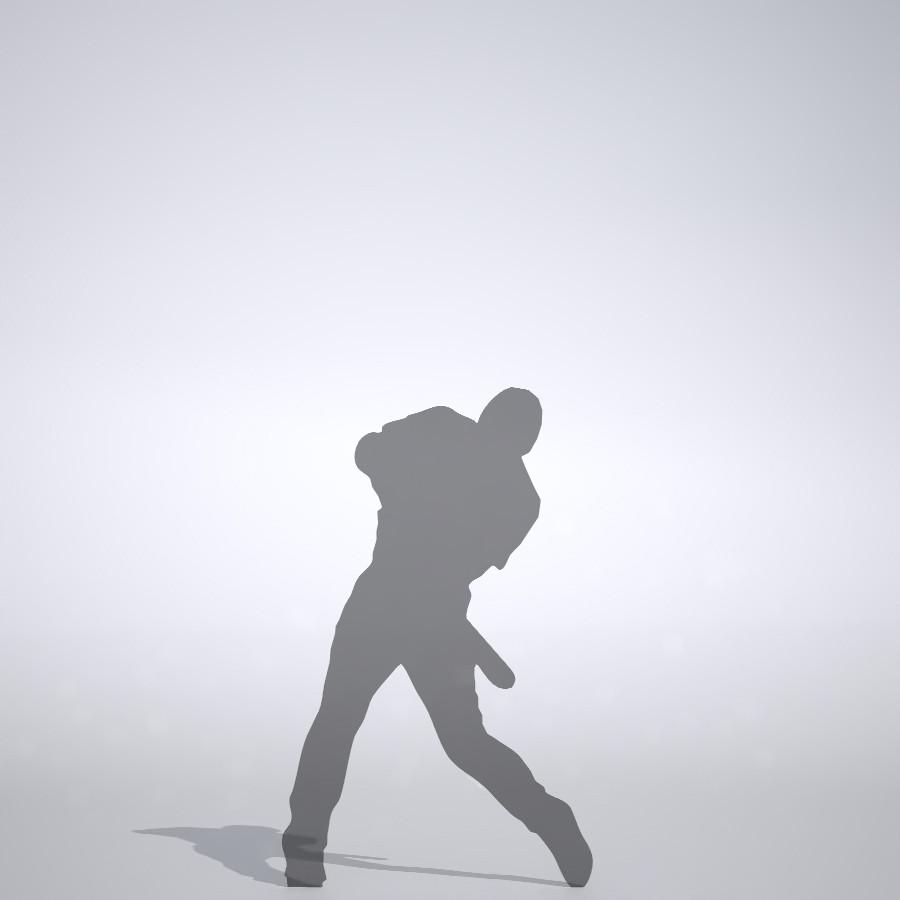 フルスイングホームラン 理想的なバッティングフォームの3DCAD素材丨シルエット 人物 人間 男性 スポーツ 球技 野球 やきゅう ベースボール yakyuu mlb メジャーリーグ 大谷翔平 プロ野球選手 二刀流│3d cad データ フリー ダウンロード 無料 商用可能 建築パース フリー素材 formZ 3D 3ds obj Free download│digital-architex.com
