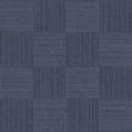 【タイルカーペット】青色のストライプ柄(市松張り)【テクスチャー】 tc_0132