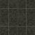 【タイル】黒色の石タイル (目地薄い灰色)【テクスチャー】 tile_0130