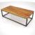 【家具】茶色の木目の ローテーブル【formZ】 table_0032